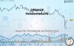 ORANGE - Hebdomadaire