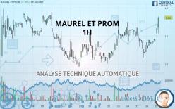 MAUREL ET PROM - 1H