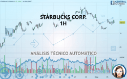 STARBUCKS CORP. - 1 Std.