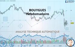 BOUYGUES - Hebdomadaire