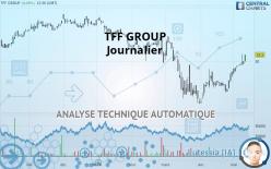 TFF GROUP - Journalier