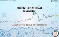 KKO INTERNATIONAL - Journalier