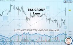 B&S GROUP - 1 uur