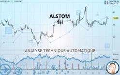 ALSTOM - 1H