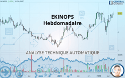 EKINOPS - Hebdomadaire