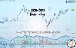 EKINOPS - Journalier