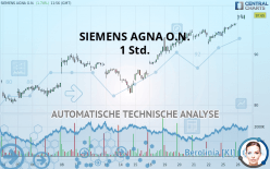 SIEMENS AGNA O.N. - 1H