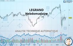LEGRAND - Hebdomadaire