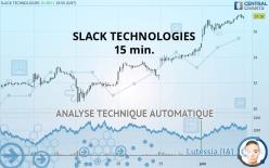 SLACK TECHNOLOGIES - 15 min.