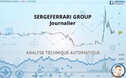SERGEFERRARI GROUP - Diario