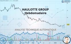 HAULOTTE GROUP - Hebdomadaire