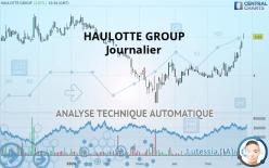 HAULOTTE GROUP - Journalier