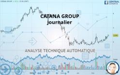 CATANA GROUP - Journalier