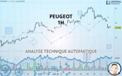 PEUGEOT - 1H