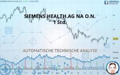 SIEMENS HEALTH.AG NA O.N. - 1 Std.