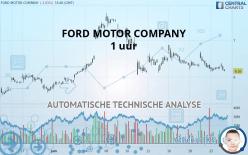 FORD MOTOR COMPANY - 1 uur