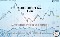 ALTICE EUROPE N.V. - 1 uur