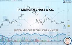 JP MORGAN CHASE & CO. - 1 uur