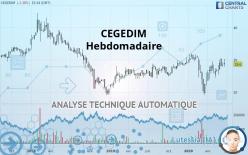 CEGEDIM - Hebdomadaire