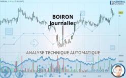 BOIRON - Journalier