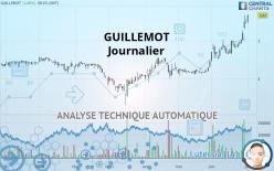 GUILLEMOT - Journalier
