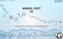 MIQUEL COST. - 1H
