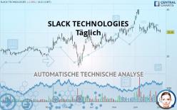 SLACK TECHNOLOGIES - Täglich