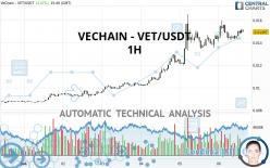 VECHAIN - VET/USDT - 1H