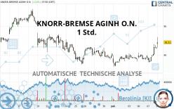 KNORR-BREMSE AGINH O.N. - 1 Std.