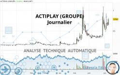ACTIPLAY (GROUPE) - Journalier