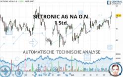 SILTRONIC AG NA O.N. - 1 Std.