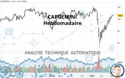 CAPGEMINI - Hebdomadaire