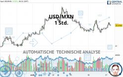 USD/MXN - 1 Std.