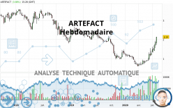ARTEFACT - Hebdomadaire