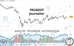 PEUGEOT - Journalier