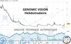 GENOMIC VISION - Hebdomadaire
