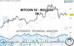 BITCOIN SV - BSV/USD - 1H