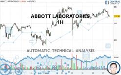 ABBOTT LABORATORIES - 1H