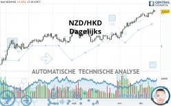 NZD/HKD - Dagelijks