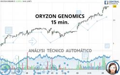 ORYZON GENOMICS - 15 min.