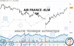 AIR FRANCE -KLM - 1H