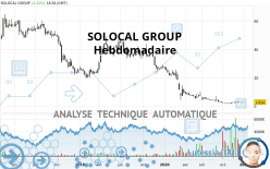 SOLOCAL GROUP - Hebdomadaire