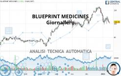 BLUEPRINT MEDICINES - Giornaliero