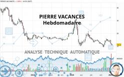 PIERRE VACANCES - Hebdomadaire