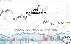 CGG - Hebdomadaire