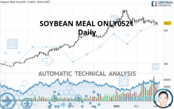 SOYBEAN MEAL ONLY0521 - Journalier