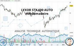 LYXOR STX 600 AUTO - Wekelijks
