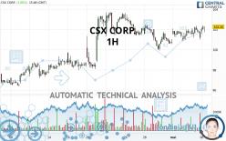 CSX CORP. - 1H