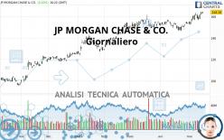 JP MORGAN CHASE & CO. - Dagelijks