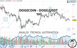 DOGECOIN - DOGE/USDT - 1H